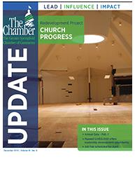 December update magazine