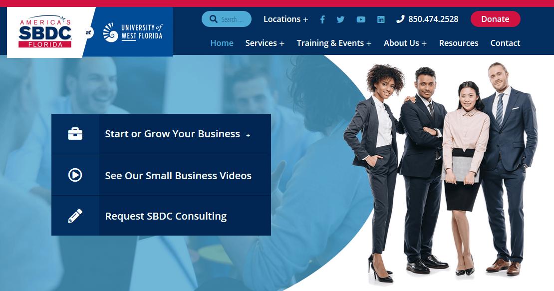 SBDC website
