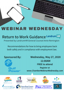 Webinar Wednesday 5.27.20 Flyer