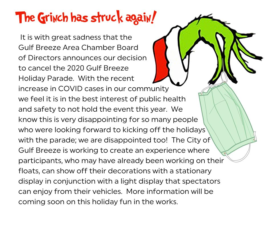 2020 Parade Cancellation