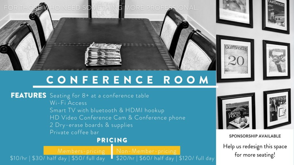 Rental Spaces Graphics Conference