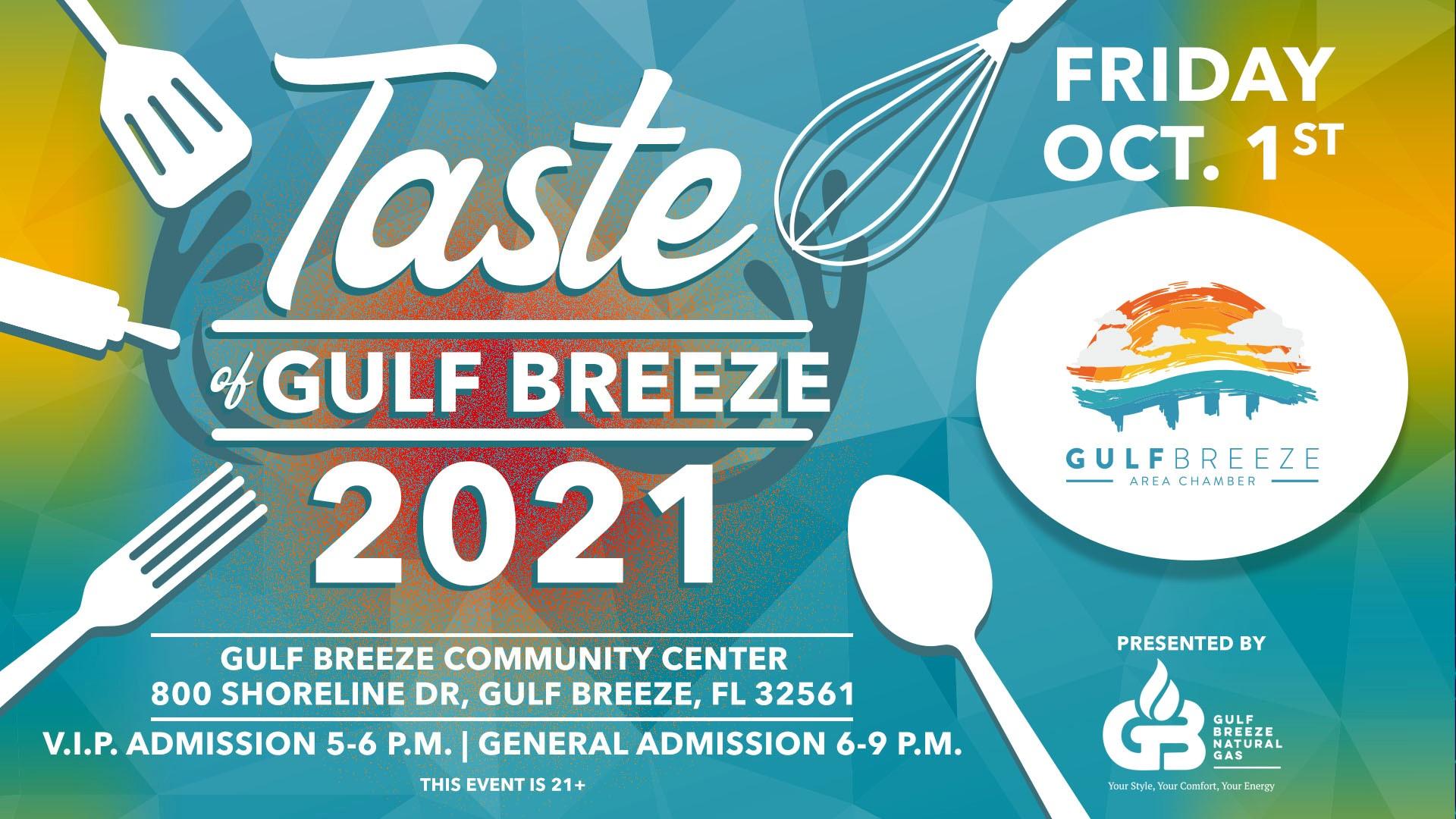 Taste 2021 Event Cove