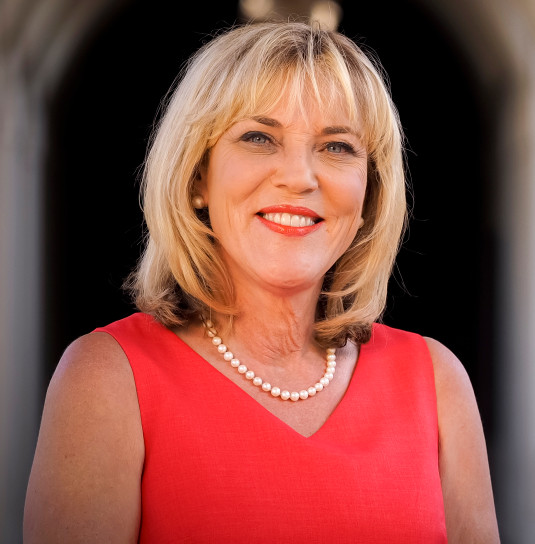 Kathryn Barger,  candidate running for the 5th District  LA County Supervisors seat.