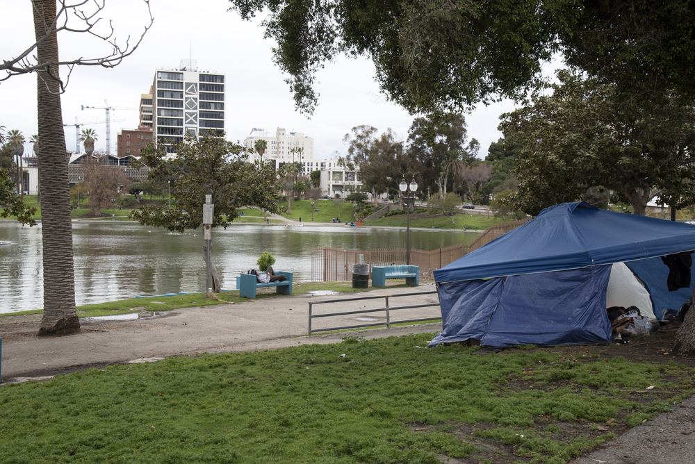 Kevin de Leon Homelessness