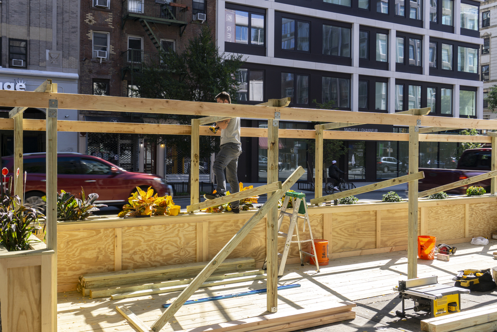 tenant improvement projects
