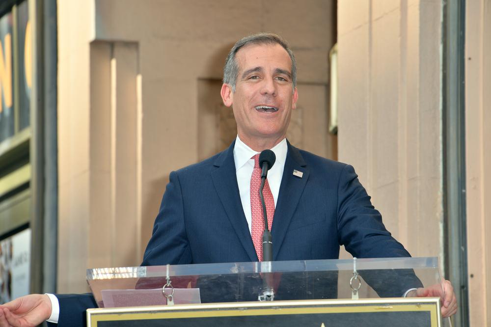 Eric Garcetti, Mayor, Ambassador to India