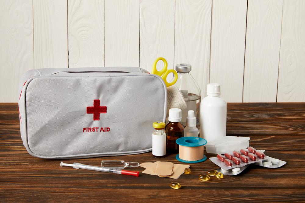 trauma kit