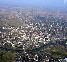 Aerial View of Cynthiana
