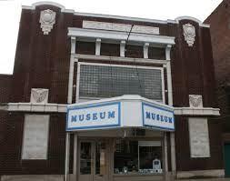 Museum Building Front Door