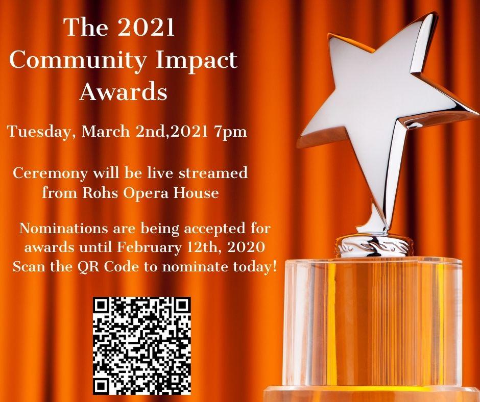The 2021 Community Impact Awards