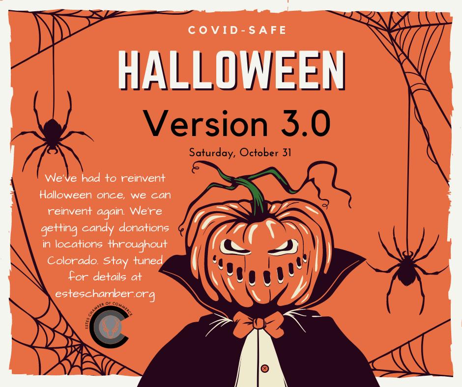 8x11 Halloween flyer
