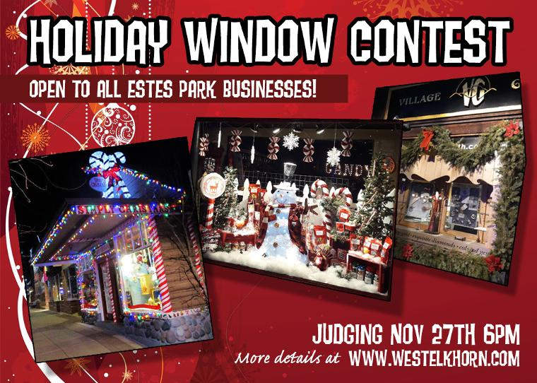 Holiday Window Contest