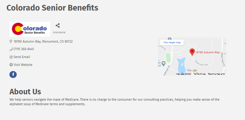 colorado senior benefits