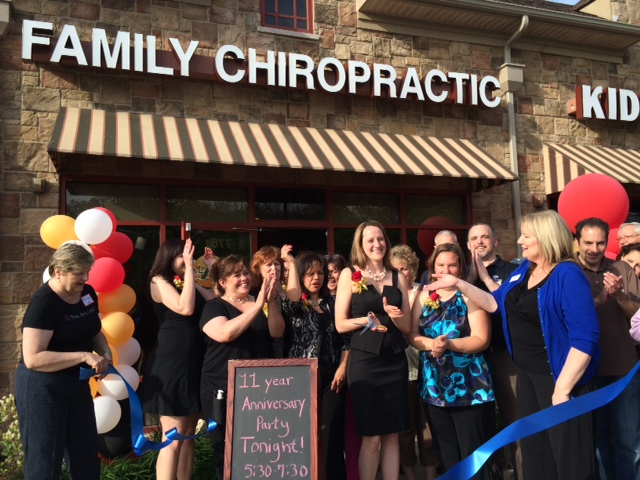 Balance family Ribbon Cutting