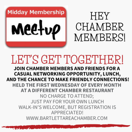 MidDay Meet Up general flyer