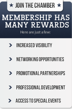 Join the Chamber -rewards