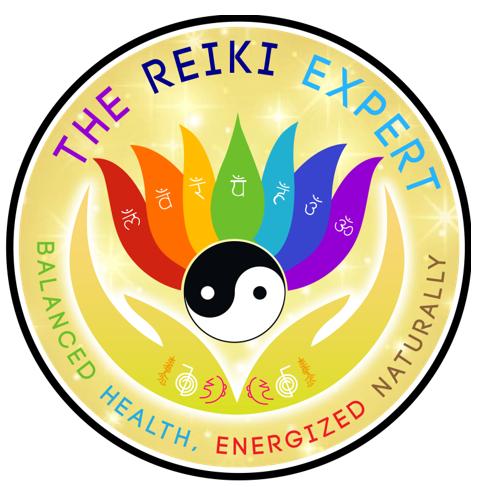 The Reiki Expert logo