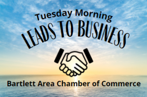 Tues. Morning Leads color logo