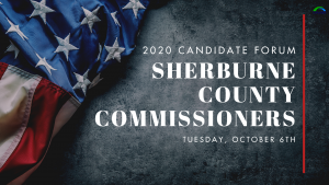 2020 Candidate Forum for Sherburne County Commissioners