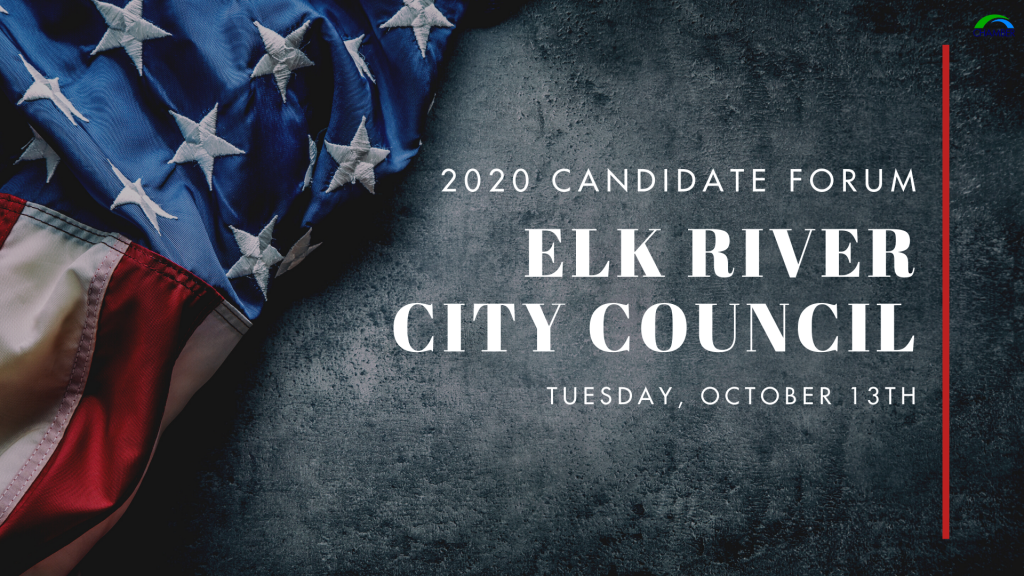 2020 Candidate Forum for Elk River City Council
