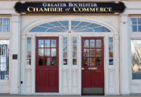 Chamber front doors