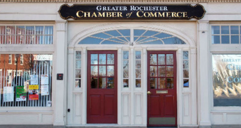 The Greater Rochester Chamber of Commerce
