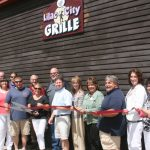 Lilac City Grille Ribbon Cutting