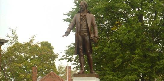 Parson Main Monument