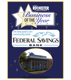 Business of the year First Seacoast Bank