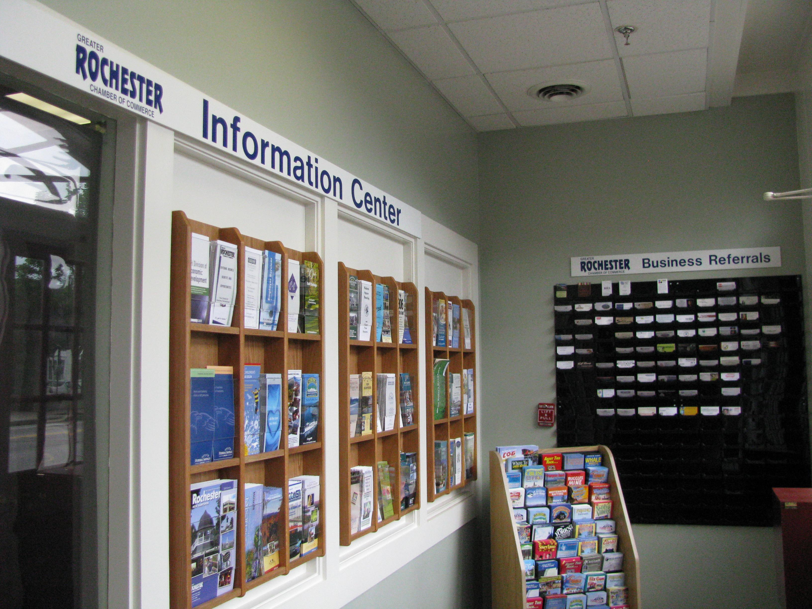 Information Center photo