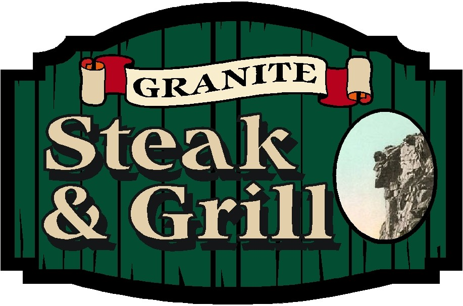 Granite SteakLogo