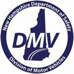 NH DMV logo