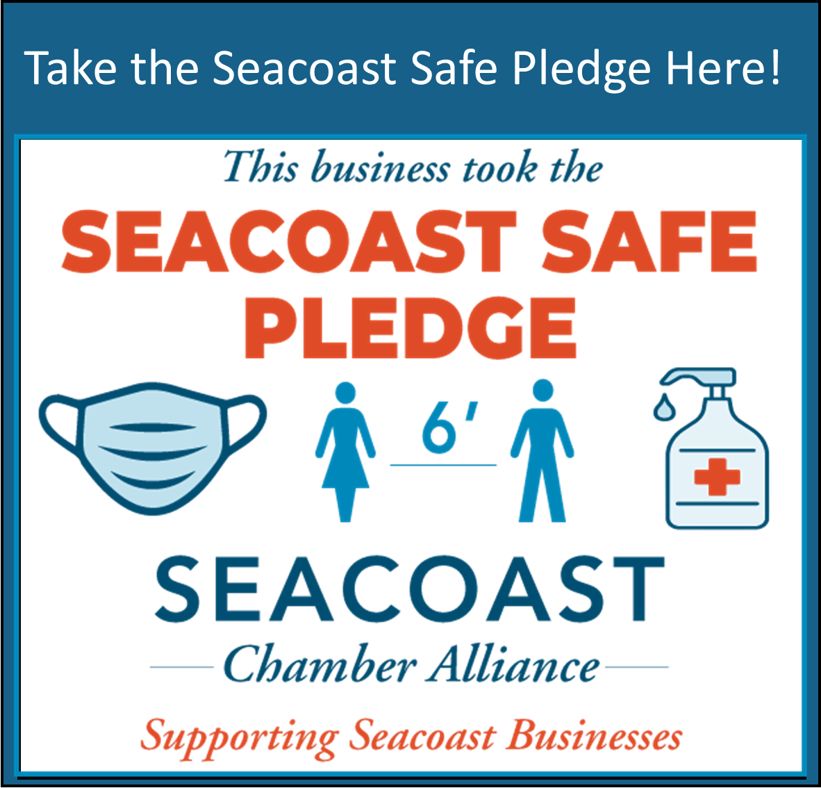 Seacoast Safe pledge
