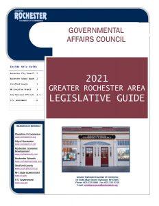 2021 Legislative Guide Cover
