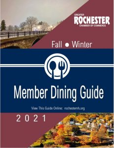 Dining Guide 2021 Cover
