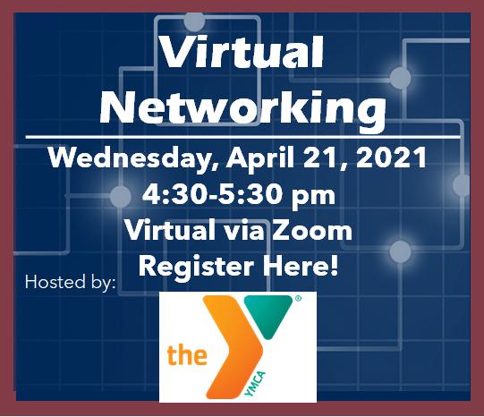 April Virtual Networking