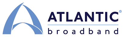 Atlantic Broadband Wide Logo