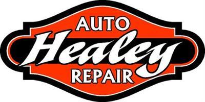 Healey Auto Repair Logo