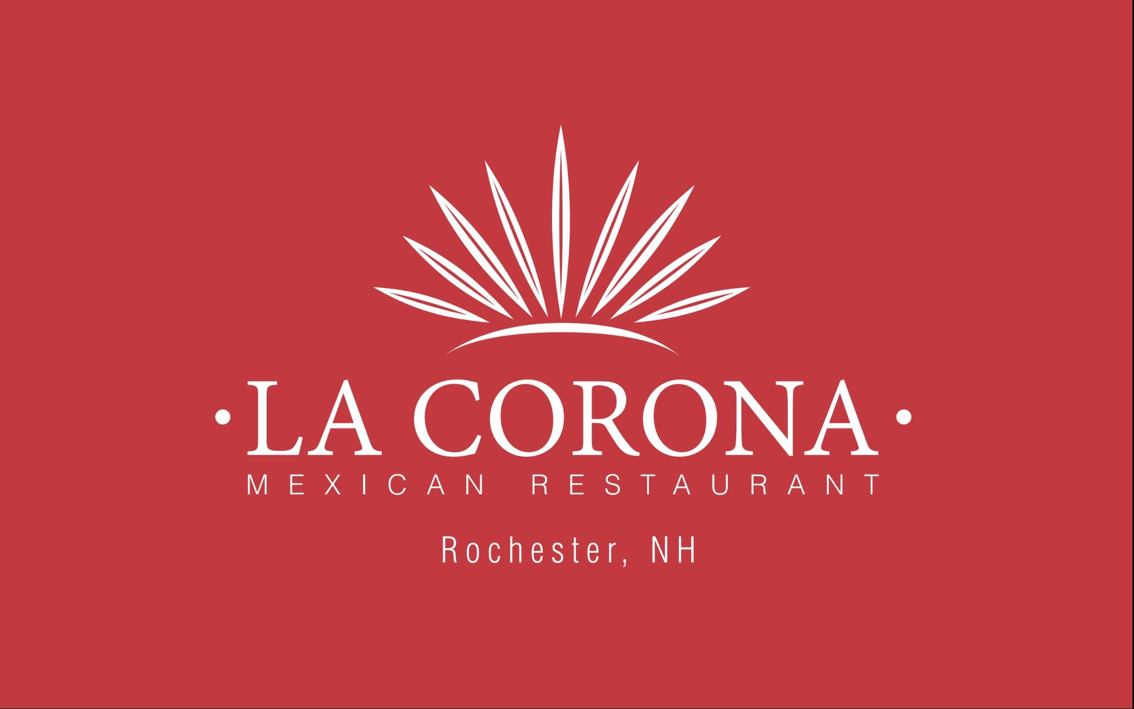 La Corona Mexican Restaurant Logo 2021