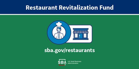 Restaurant Revitalization Fund Image