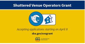 Shuttered Venue Grant Image