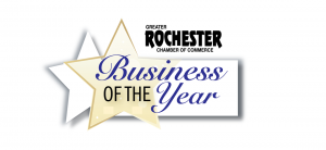 Business of Year logo