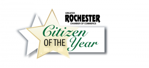 Citizen of the Year logo