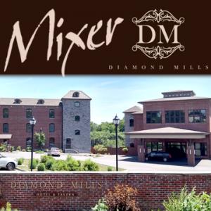 Networking Mixer at Diamond Mills