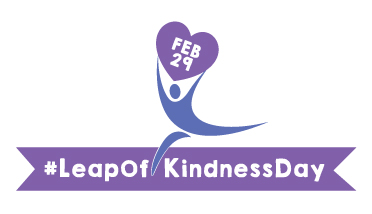 Leap of Kindness Day Logo