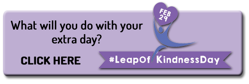Leap of Kindness Button 2
