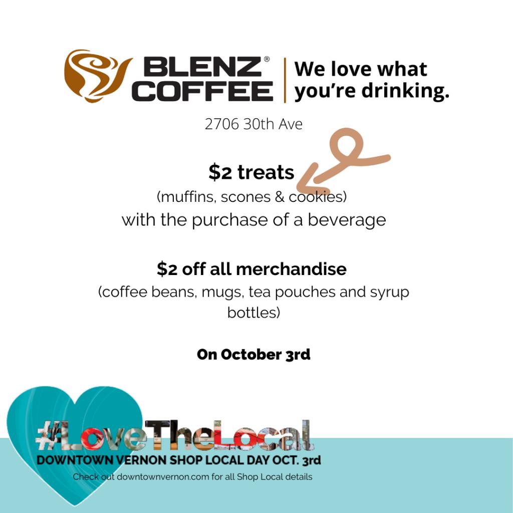 Blenz Coffee SLD