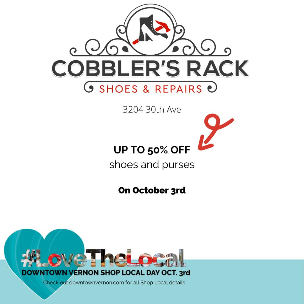 Cobblers Rack SLD
