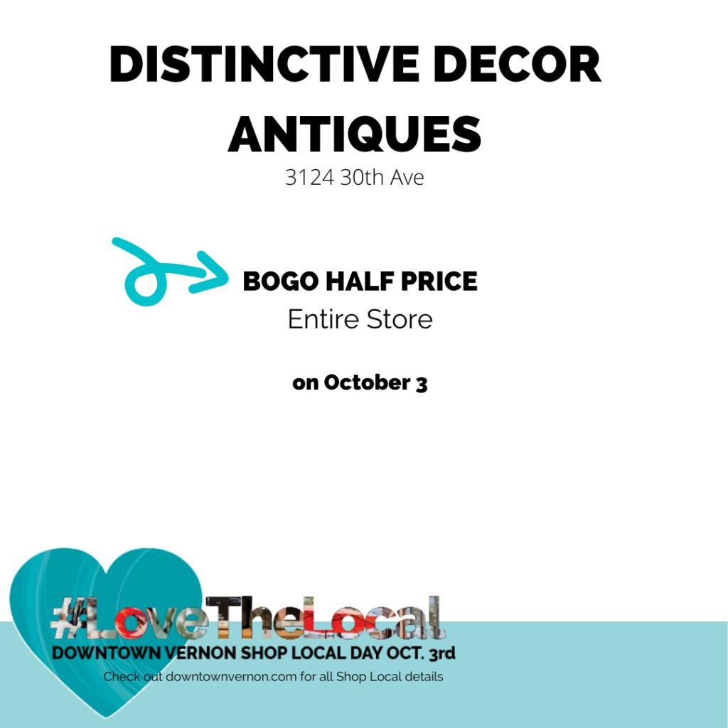 Distinctive Decor SLD