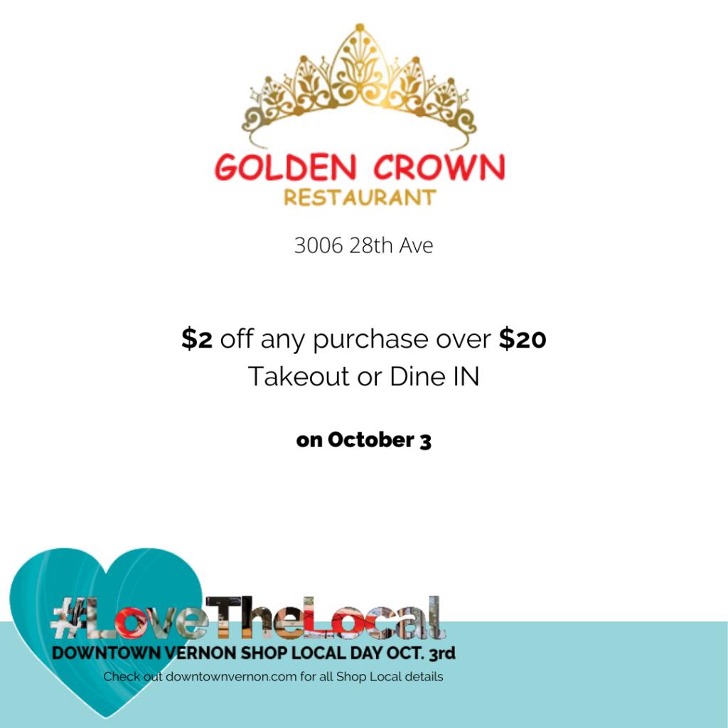 Golden Crown SLD